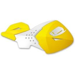 Paramani moto Ufo Plast Escalade giallo,Adesivi e Plastiche