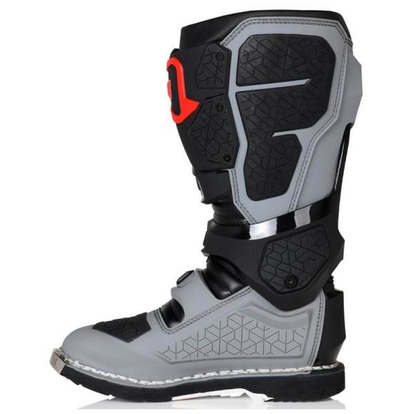 Motocross boots Acerbis X-Rock black grey