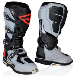 Motocross boots Acerbis X-Rock black