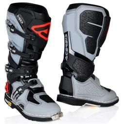 Motocross boots Acerbis X-Rock black,Motocross Boots