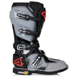 Motocross stiefel Acerbis X-Rock black
