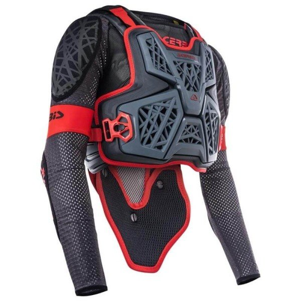 Motocross body armour Acerbis Galaxy black
