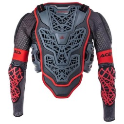 Pettorina cross Acerbis Galaxy black ,Pettorine Motocross