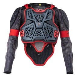 Motocross body armour Acerbis Galaxy black,Chest/Roost Protections Motocross