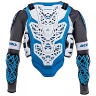 Motocross body armour Acerbis Galaxy blue