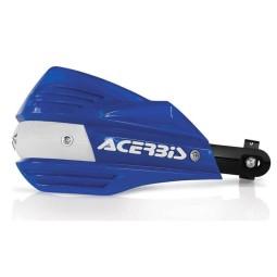 Handguards Acerbis X-Factor blue,Graphics and Plastics