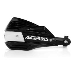 Paramani Acerbis X-Factor black,Adesivi e Plastiche