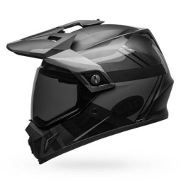 Casco enduro Bell Helmets MX-9 Adventure Mips Blackout,Caschi Enduro