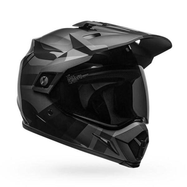 Enduro helme Bell Helmets MX-9 Adventure Mips Blackout