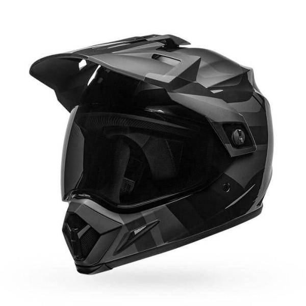 Casque enduro Bell Helmets MX-9 Adventure Mips Blackout