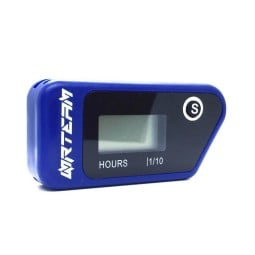 Compteur cross Nrteam wireless blue