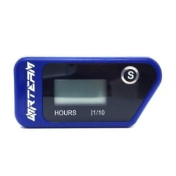 Hour meter Nrteam wireless blue,Electronics and Spark Plugs