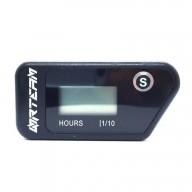 Contador horas Nrteam wireless negro