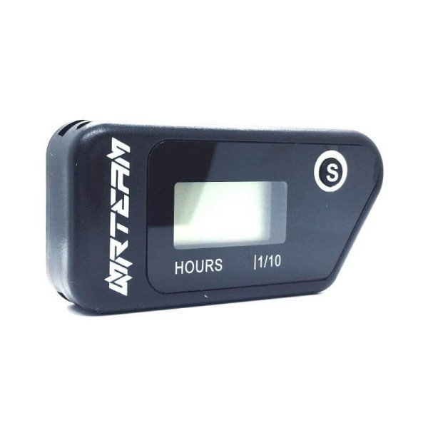 Compteur cross Nrteam wireless noir