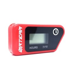 Hour meter Nrteam wireless red