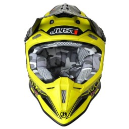Casque cross Just1 J12 Rockstar Energy 2.0