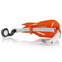 Acerbis X-Factory Universalhandschutz orange