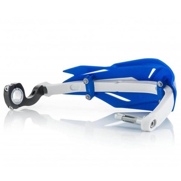 Handguards Acerbis X-Factory blue