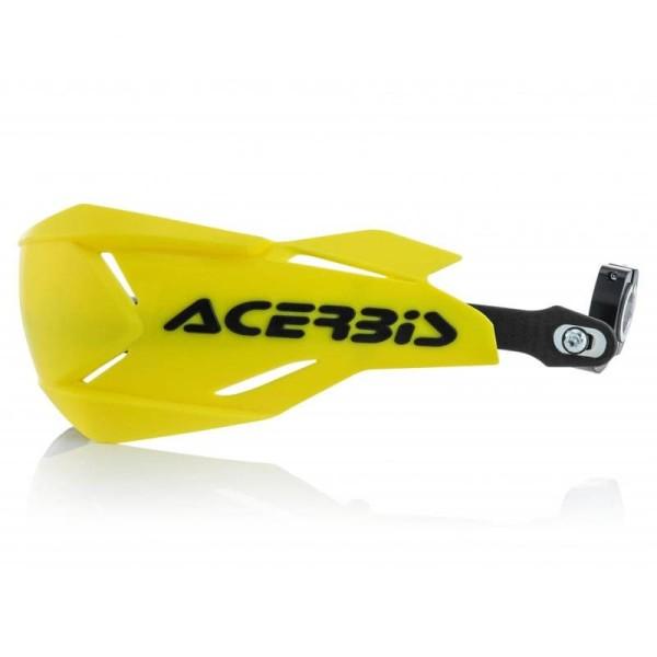 Protege manos Acerbis X-Factory yellow