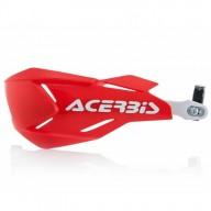 Protege manos Acerbis X-Factory rojo