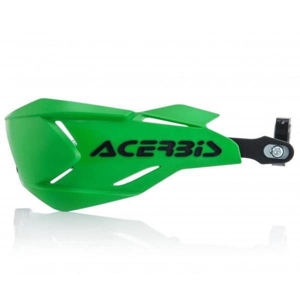 Handguards Acerbis X-Factory green