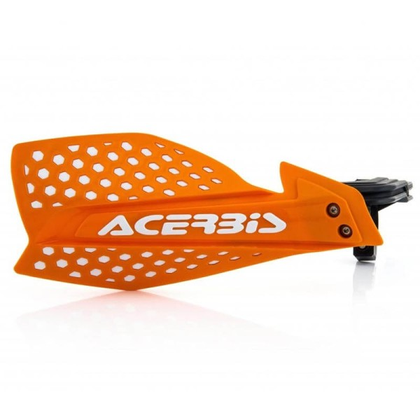 Protège-mains Acerbis X-Ultimate orange white