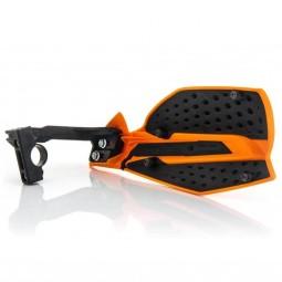 Paramani Acerbis X-Ultimate orange black,Adesivi e Plastiche