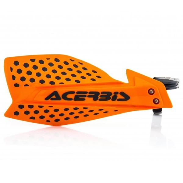 Handguards Acerbis X-Ultimate orange black