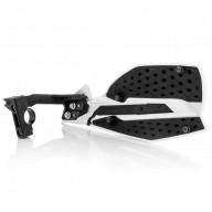 Protège-mains Acerbis X-Ultimate white/black