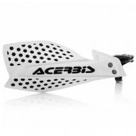 Protege manos Acerbis X-Ultimate white/black
