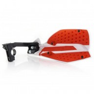 Protege manos Acerbis X-Ultimate white red