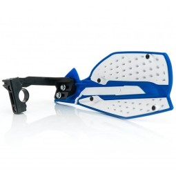 Handguards Acerbis X-Ultimate blue white