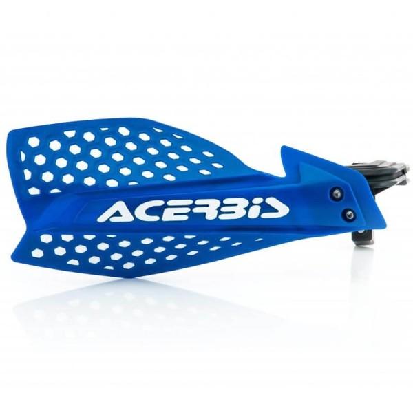 Handguards Acerbis X-Ultimate blue white