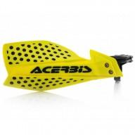 Protege manos Acerbis X-Ultimate yellow black