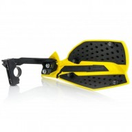 Protège-mains Acerbis X-Ultimate yellow black