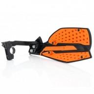 Handguards Acerbis X-Ultimate black orange