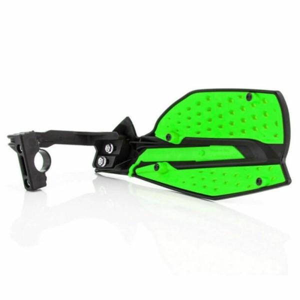 Handguards Acerbis X-Ultimate black green