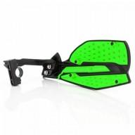 Acerbis X-Ultimate black green Universalhandschutz