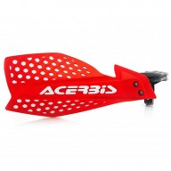 Protege manos Acerbis X-Ultimate red white