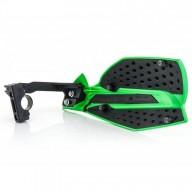 Handguards Acerbis X-Ultimate green black