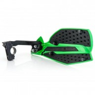 Protege manos Acerbis X-Ultimate green black