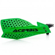 Protège-mains Acerbis X-Ultimate green black