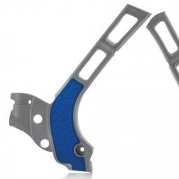 Protezione telaio moto Acerbis X-Grip Yamaha YZ 125 250,Adesivi e Plastiche