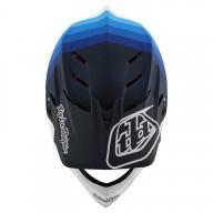 Casco MTB Troy Lee Designs D4 Mirage azul