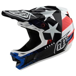Troy Lee Designs Helm D4 Freedom composite