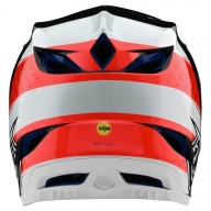 Casque Troy Lee Designs D4 Freedom composite