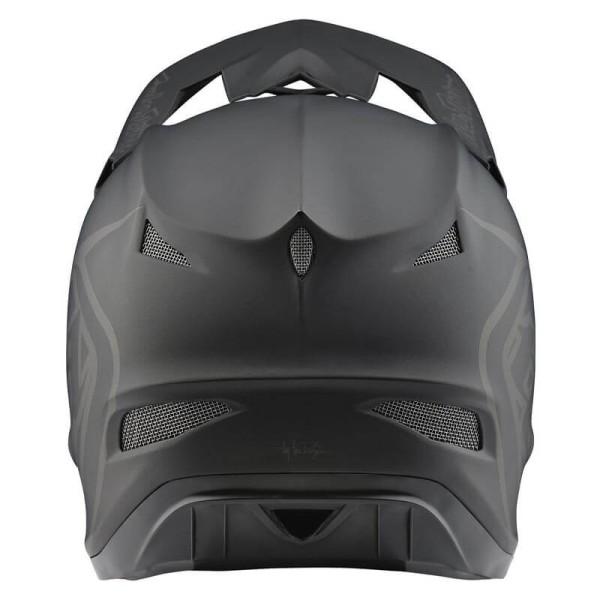 Casque Troy Lee Designs D3 Fiberlite black