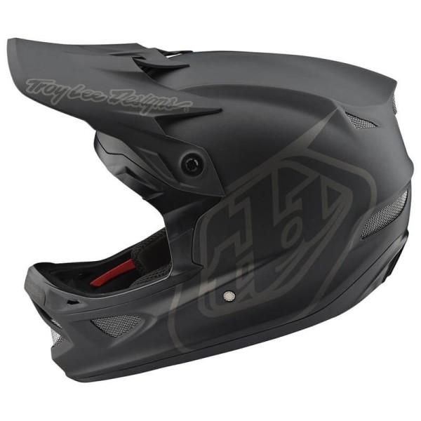 Casco MTB Troy Lee Designs D3 Fiberlite black