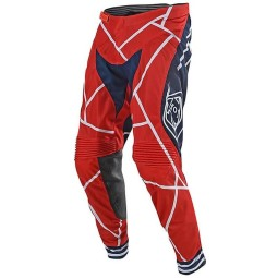 Motocross Pants Troy Lee Designs SE Air Metric Red