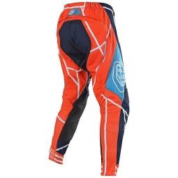 Pantalones Cross Troy Lee Designs SE Air Metric Navy